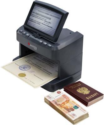 Детектор банкнот Cassida 2300 DA просмотровый мультивалюта 2300 da
