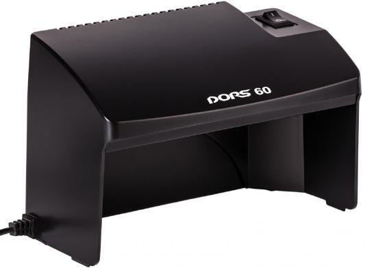 Детектор банкнот Dors 60 SYS-033278 просмотровый мультивалюта недорого