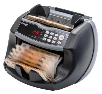все цены на Счетчик банкнот Cassida 6650 I/IR рубли