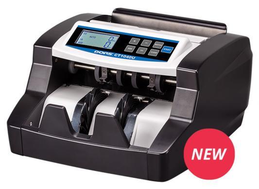 Счетчик банкнот Dors CT1040U SYS-039183 мультивалюта фото