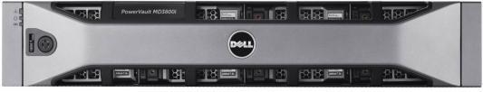 Дисковый массив Dell PV MD3400 x12 8x3Tb 7.2K 3.5 NL SAS 2x600W PNBD 3Y 2xCtrl SAS12Gb Cache 4GB (210-ACCG-28) дисковая полка dell pv md1220 210 30718 41