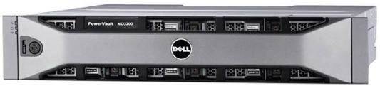 Дисковый массив Dell PV MD3400 x12 2x4Tb 7.2K 3.5 NL SAS 2x600W PNBD 3Y 8G Cache (210-ACCG-29) дисковая полка dell pv md1220 210 30718 41