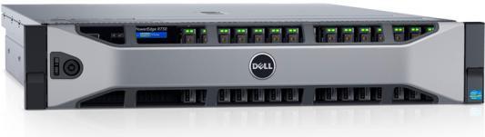 Сервер Dell PowerEdge R730 2xE5-2620v4 2x32Gb 2RRD x16 2.5 RW H730 iD8En 5720 4P 2x750W 3Y PNBD TPM (210-ACXU-358) сервер dell poweredge r730 2xe5 2620v4 16x32gb 2rrd x16 2x1 2tb 10k 2 5 sas rw h730 id8en 5720 4p 2