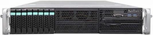 """лучшая цена Сервер Intel Original L9 R2208WT2YSR 2xE5-2620v4 2.5"""" RMS3CC080 AXXRMM4LITE2 2x1100W (LWT2208YR420009 984625)"""