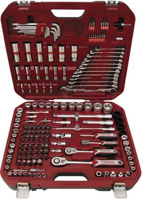 Набор инструментов СОРОКИН 1.174 great 174 предмета набор инструментов 7шт great wall 400007