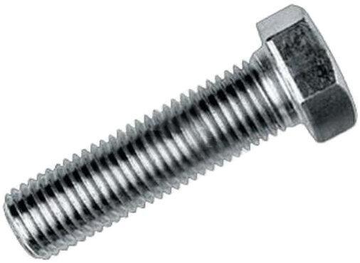Болт Tech-Krep 140615 din933 16х60 1 кг- пакет