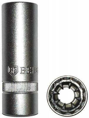 Головка свечная BERGER BG-16SPS  1/2 16мм