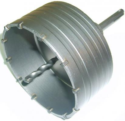 Коронка SKRAB 33586 по бетону 150х110мм SDS+ коронка skrab 29350