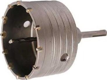 Коронка SKRAB 33583 по бетону 100х110мм SDS+ коронка skrab 29350
