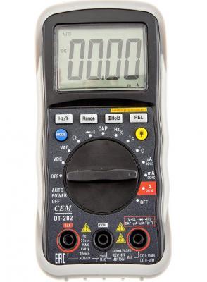 Мультиметр CEM DT-202 цифровой