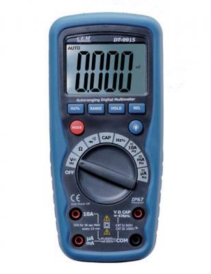 Мультиметр CEM DT-9915 цифровой