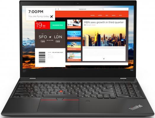 Ноутбук Lenovo ThinkPad T580 (20L90021RT) цена и фото