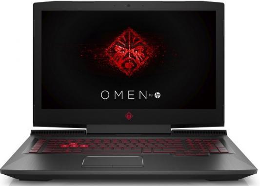 Ноутбук HP Omen 17-an015ur (2CM04EA) рюкзак hp 17 3 omen backpack k5q03aa