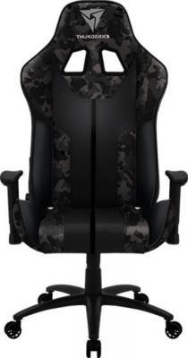 Кресло компьютерное игровое ThunderX3 BC3-CGY [camo-gray] AIR цвет камуфляжно-серый цена