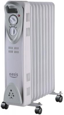 Масляный радиатор OASIS US-10 2000Вт масляный обогреватель oasis ot 15