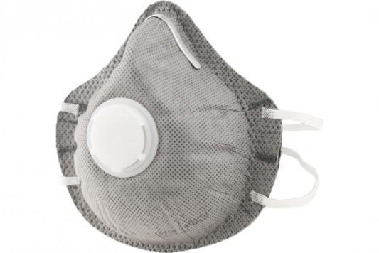 Респиратор от пыли СИБРТЕХ 89248 п/маска фильтрующая c угольным слоем с клапаном выдоха ffp1 10 шт стоимость