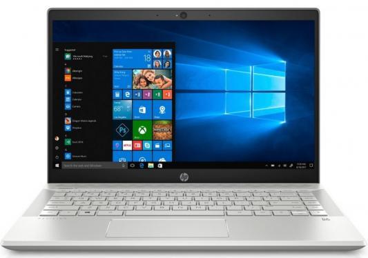 Ноутбук HP Pavilion 14-ce0017ur (4HA61EA) цена и фото