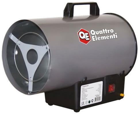 Нагреватель воздуха QUATTRO ELEMENTI QE-15G (911-543) газовый 15кВт 290м.куб/ч 3,8кг нагреватель газовый remington rem53m