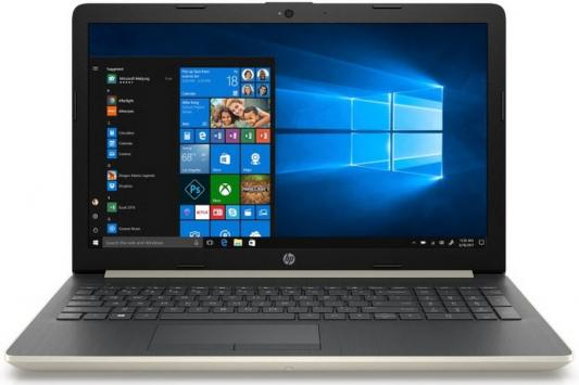Ноутбук HP 15-da0111ur (4KC64EA) ноутбук hp compaq 15 ay044ur