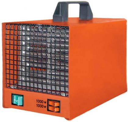 Тепловентилятор WWQ TB-2 1,0/2,0кВт. 120 куб.м/час. Нагревающий элемент: Спиральный тепловентилятор wwq tb 06s