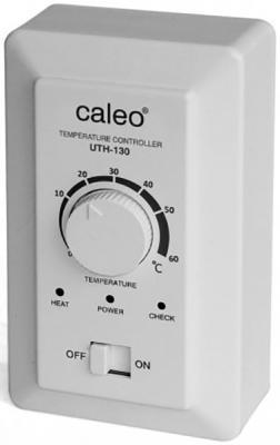 Терморегулятор CALEO UTH-130 4кВт механический терморегулятор механический 701 нк кремовый
