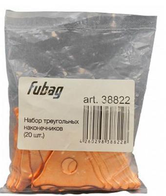 Электроды FUBAG 38822 набор электродов «звезда» 20шт. цены