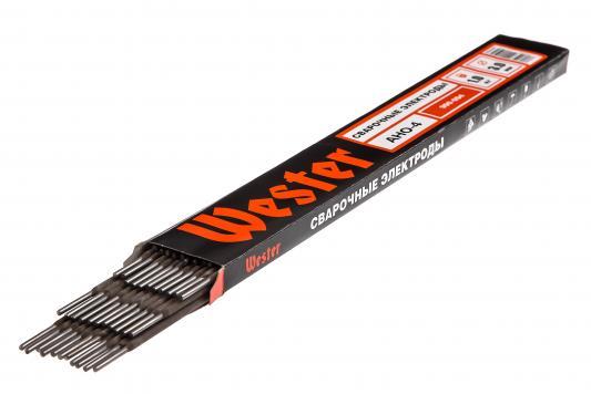 Электроды сварочные WESTER 990-094 АНО-4, 3.0 мм, 1 кг