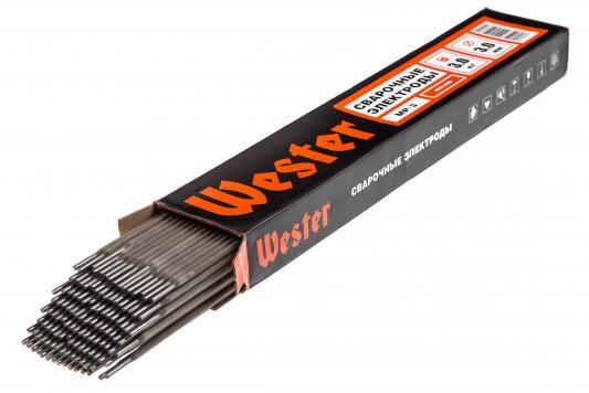 Электроды сварочные WESTER 990-098 МР-3, 3.0 мм, 3 кг
