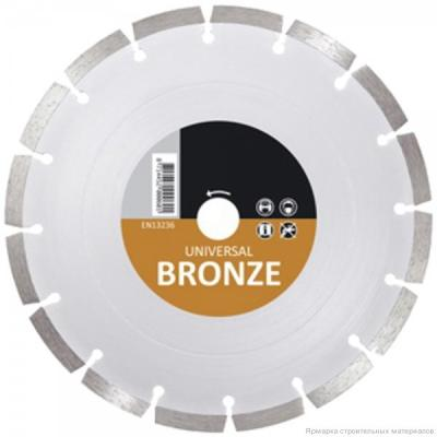 цена на HITACHI Алмазный диск для универсального использования BRONZE SIN UN 125мм, шт