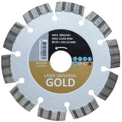 цена на HITACHI Алмазный диск для универсального использования GOLD O125X2 , шт