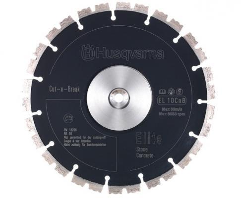 Husqvarna Набор алмазных дисков EL10 CnB, шт набор дисков алмазных skil д мультипилы 89х10 3мм 3шт сплошной