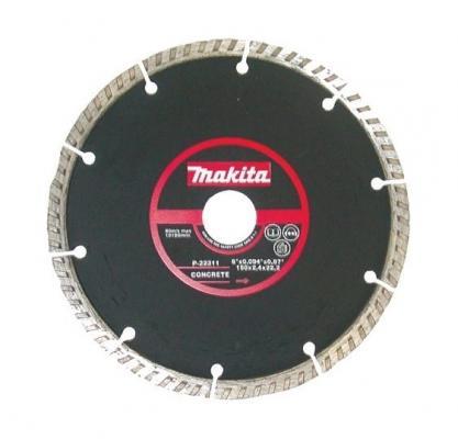 цена на Makita P-22311 Диск алмазный сегментный (ф150х22.23х2.4мм,сегмент 33мм,д\\SG150), шт