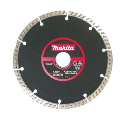 Makita P-22311 Диск алмазный сегментный (ф150х22.23х2.4мм,сегмент 33мм,д\\SG150), шт бороздодел штроборез makita sg150