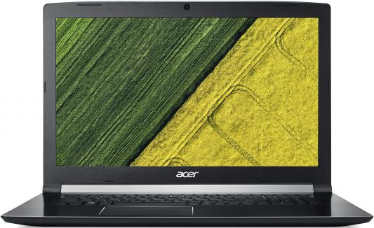 Ноутбук Acer Aspire A717-72G-5448 Core i5 8300H/8Gb/1Tb/SSD128Gb/nVidia GeForce GTX 1060 6Gb/17.3/FHD (1920x1080)/Windows 10/black/WiFi/BT/Cam цена