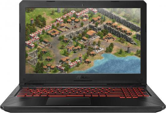 Ноутбук ASUS FX504GM-E4442 (90NR00Q3-M09510)