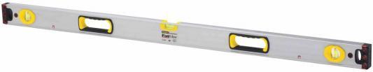 Stanley уровень fatmax магнитный 1200мм х 3 капсулы 0,5мм/м (1-43-549), шт
