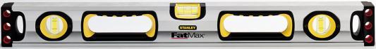 Stanley уровень fatmax магнитный 900мм х 3 капсулы 0,5мм/м (1-43-537), шт