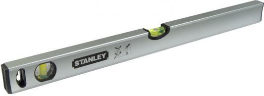 "Stanley уровень ""stanley classic"" магнитный 60 см (STHT1-43111), шт уровень stanley classic stht1 43106 120 см"