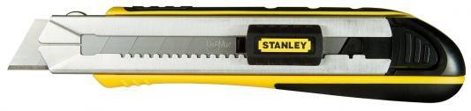 Stanley нож fatmax с 25-мм лезвием с отламывающимися 215 х 25мм (0-10-486), шт нож строительный stanley fatmax cartridge 0 10 486