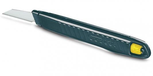 "Stanley нож ""interlock"" с выдвижным лезвием 122мм (0-10-590), шт нож stanley с выдвижным лезвием"
