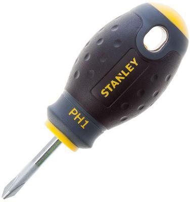 """Stanley отвертка """"fatmax"""" под шлиц ph1 х 30мм (0-65-406), шт отвертка крестовая stanley fatmax ph2 х 30 мм"""