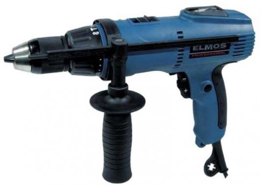 все цены на ELMOS ESR 913C уд.дрель-шуруповерт 910Вт d13 2ск, шт онлайн