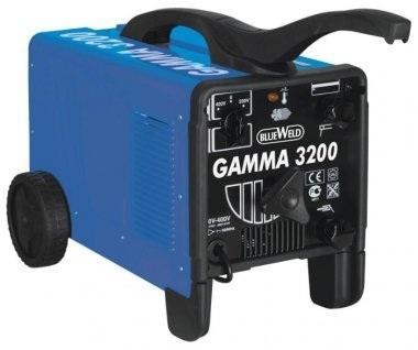 BLUE WELD Сварочный аппарат GAMMA 3200, шт цифровой сварочный полуавтомат blueweld vegamig digital 180 821373