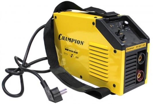 CHAMPION Инвертор сварочный IW-160/7,1 ATL (MMA/TL/vrd,160-260В,7.1кВА,160А,ПН40%) IW-160/7.1ATL И, шт сварочный инвертор champion iw 160 7 2a mini