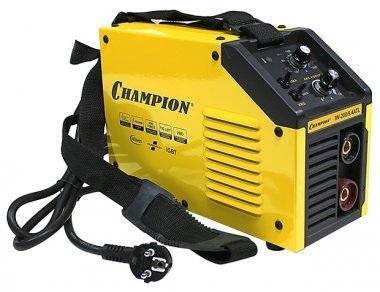 CHAMPION Инвертор сварочный IW-200/9,4 ATL (MMA/TL/vrd/raf,160-260В,9.4кВА,200А,ПН40%) IW-200/9.4A, шт сварочный инвертор champion iw 220 10 6atl