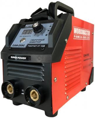 Сварочный инверторный аппарат САИ-255С Workmaster, шт кехо д фишер н сила разума для детей