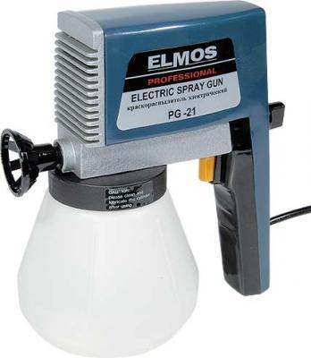 все цены на ELMOS PG-21 эл.краскораспылитель 85Вт 6/у, шт онлайн