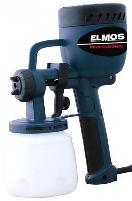 все цены на ELMOS PG-80 эл.краскораспылитель 400Вт возд.турбина н/д, шт онлайн