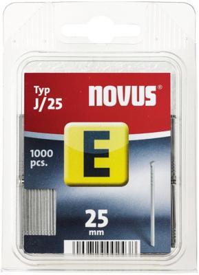 NOVUS Гвозди J/25 (1000 шт.), шт цена