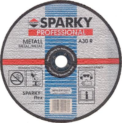 Sparky Отрезн. диск по металлу 150x3x22.2 A30R, шт
